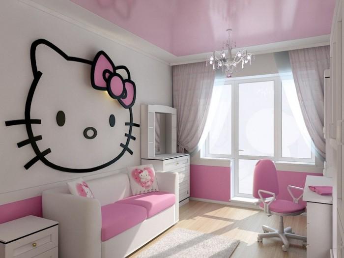 Hogares frescos 100 dise os de habitaciones para ni as consejos y fotograf as mega post - Decoracion habitacion de nina ...
