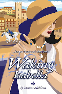 Interview with Melissa Muldoon, author of Waking Isabella. Includes giveaway!