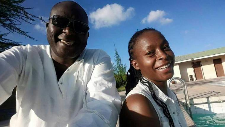 Henry Kioko's wife emotional message to husband on his