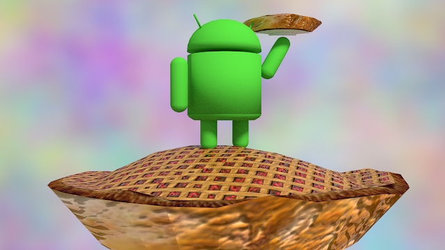 Android Pie 2018