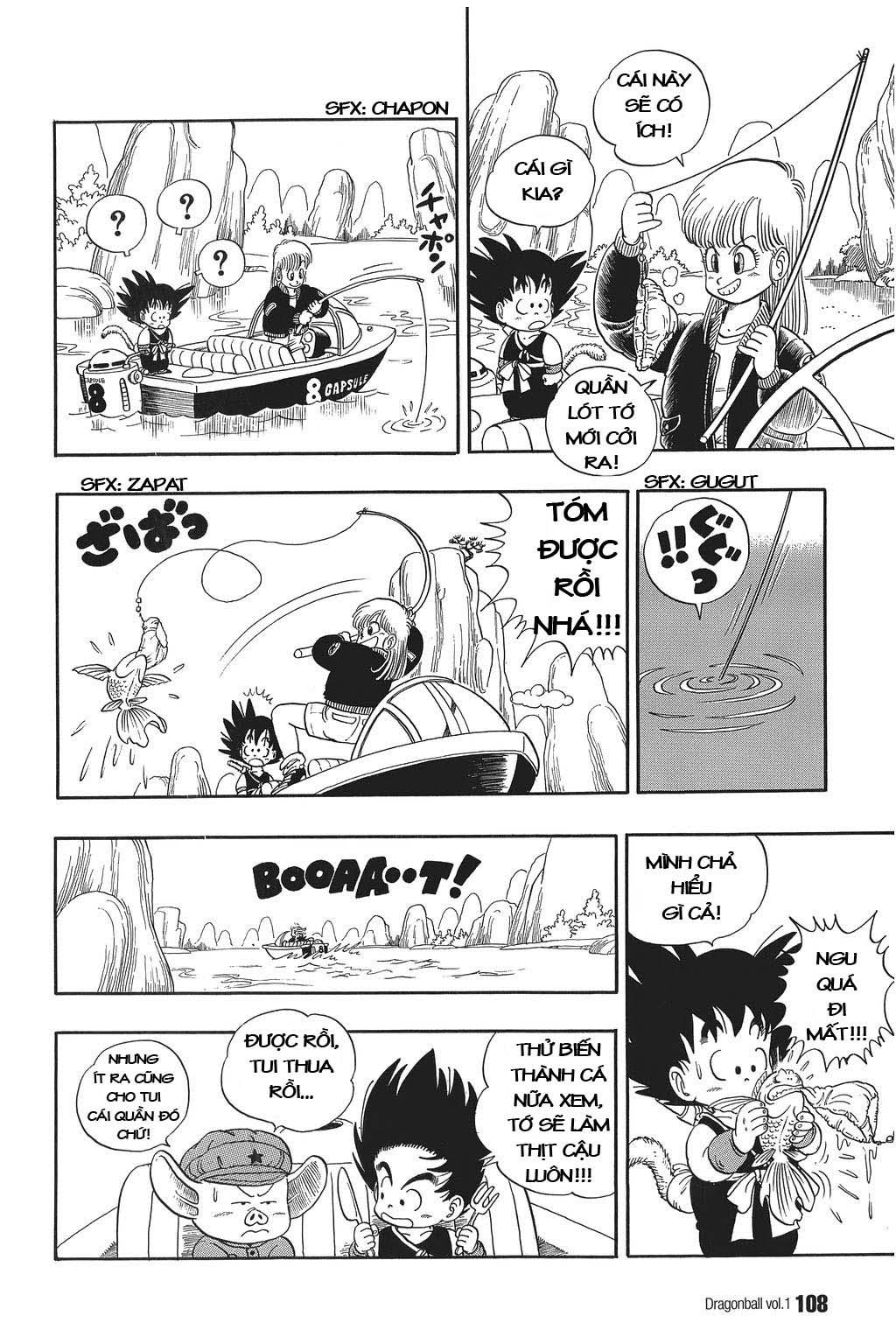 Dragon Ball chap 7 trang 4