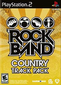 Rock Band Country Track Pack PS2 ISO (Ntsc) (MG-MF)