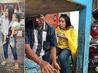 Walau Tajir Melintir, 5 Artis Terkenal ini Gak Malu Naik Ojek sampai Makan di Pinggir Jalan