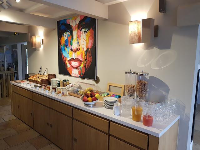 Le Pré Saint Michel-Manosque-colazione