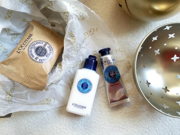 L´Occitane - Weihnachtskugeln der Provence & Instagram Gewinnspiel Karité