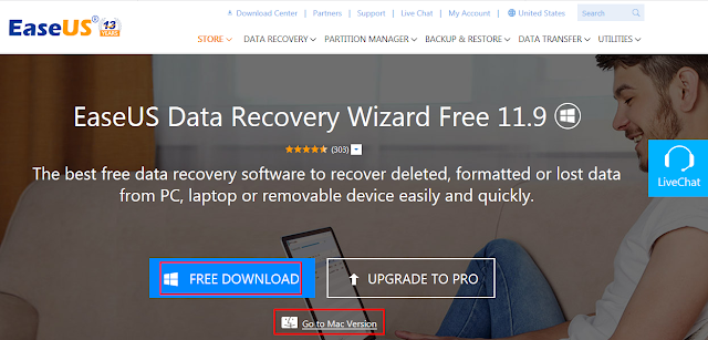 Advance Hard Drive Recovery System 2018