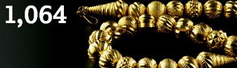 Nombor dan Fakta Mengenai Emas
