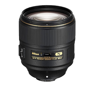 Nikon announces world's first 105mm f/1.4 autofocus lens, the AF-S NIKKOR 105mm f/1.4E ED