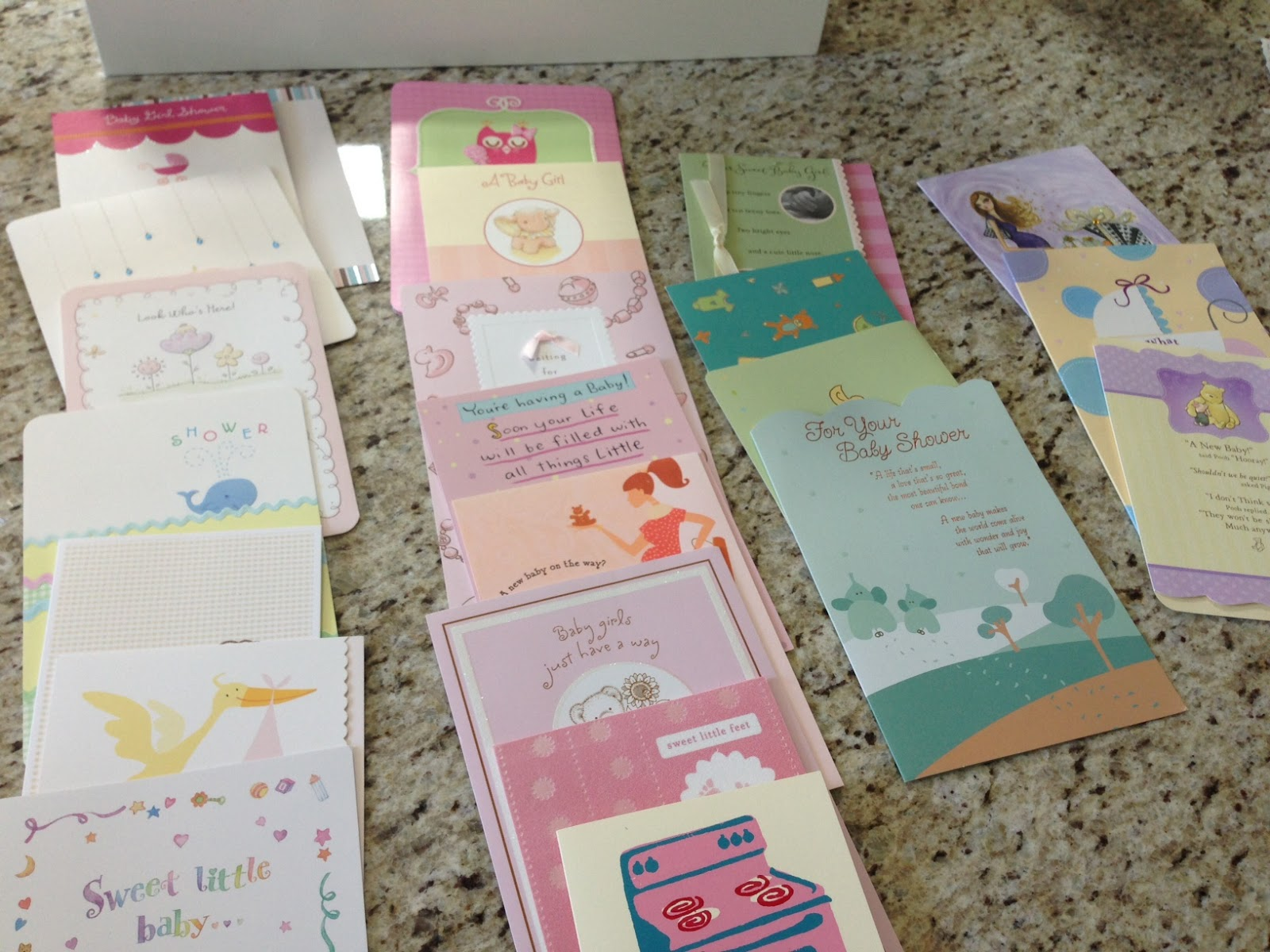 Diy Transform Your Baby Shower Cards Into Nursery Art Veronikas