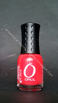 Orly Mini Smalto Monroe's Red