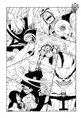 Boruto manga