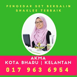 Pengedar Set Bersalin Shaklee Terbaik, Pengedar Set Bersalin Shaklee Terbaik Kota Bharu, Kelantan
