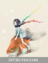 Thủy Tiên Đã Cưỡi Cá Chép Vàng Đi
