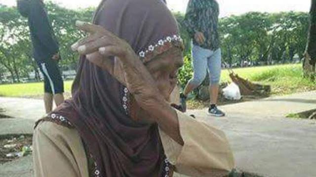 Dibanding Memakan Uang Dagangan Yang Bukan Miliknya, Nenek Tua Ini Memilih Untuk Menahan Lapar