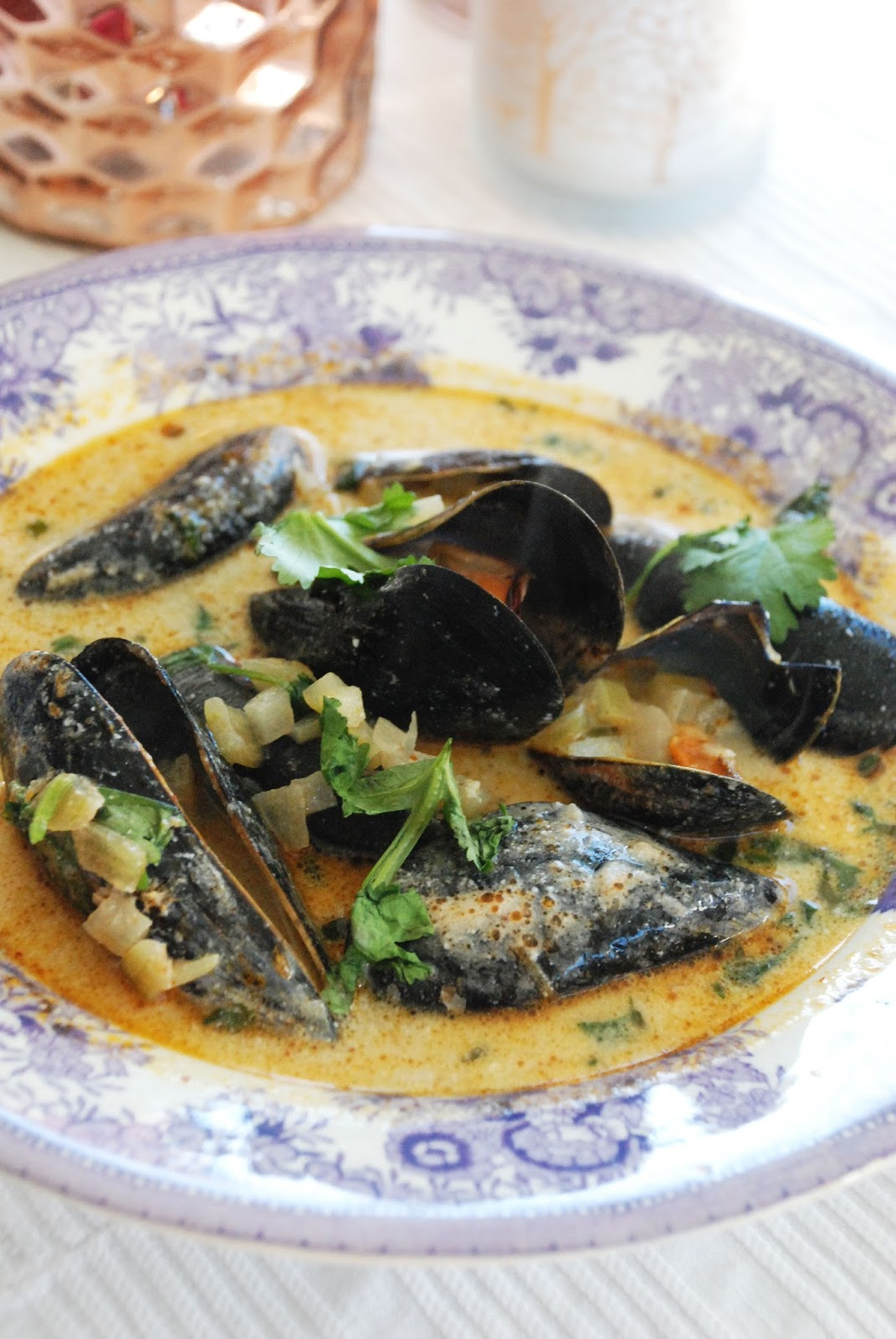 koka musslor tid
