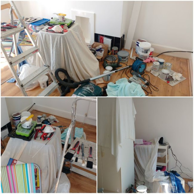 My Flat in Progress: April & May 2017