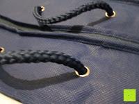 Henkel am Beutel: Hygiene Steppbett 135x200cm Sanitized 100% Polyester Bettdecke Mikrofaser Weiß