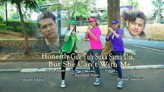 Nama biodata pemain FTV Honestly Gue Tuh Suka Sama Dia, But She Can't With Me