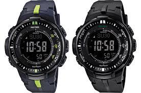 Spesifikasi Berbagai Jenis Jam Tangan Outdoor (Outdoor Watch Specification)