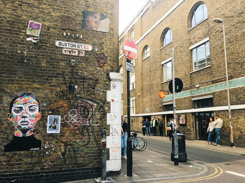 バクストン・ストリート(Buxton Street)