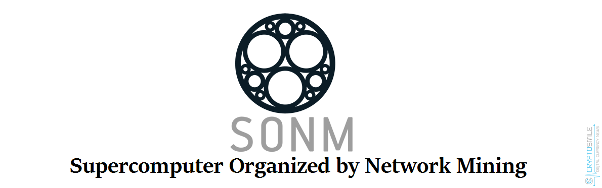 SONM : Supercomputer Organized by Network Mining