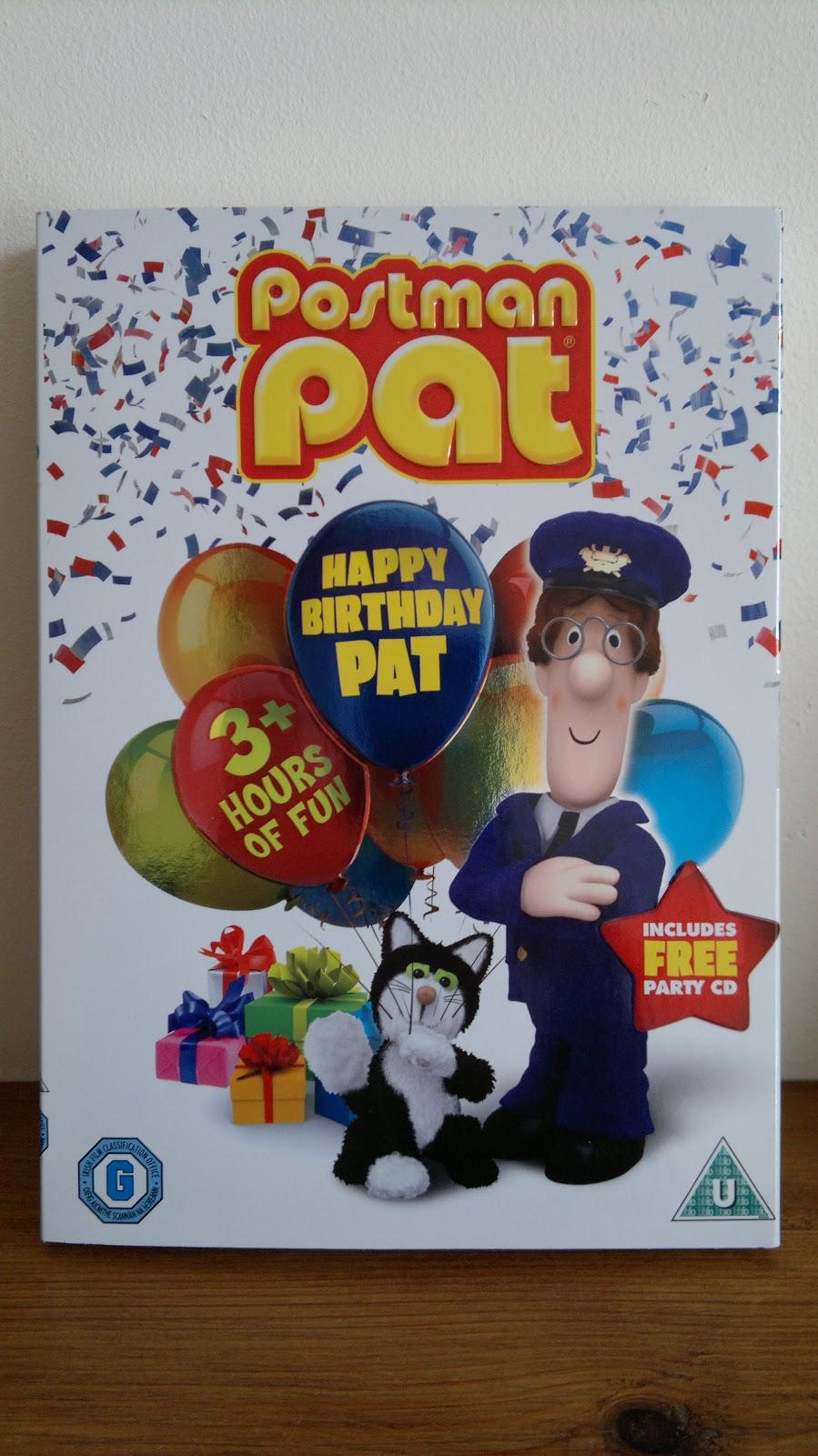 Postman Pat Birthday Cake Sainsbury S