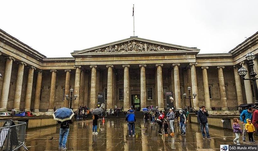 British Museum: a história do mundo no Museu Britânico