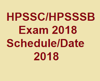 HPSSC Exam Date 2019, HPSSC Exam Date April, HPSSC Exam Schedule 2019, HPSSC Exam Schedule April 2019, HPSSC Exam Schedule May2019,