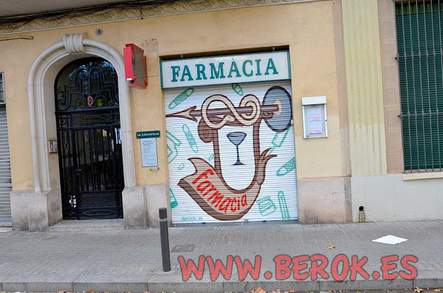 Graffiti farmacia