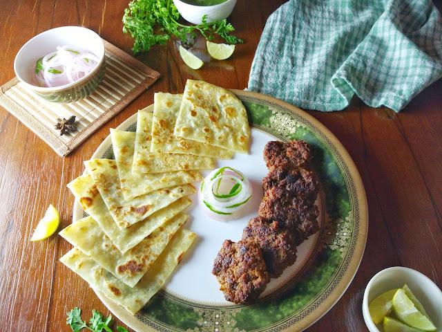 Galouti Kebab   Mutton Kebab Recipe