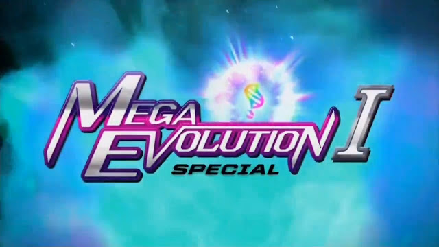 Pokemon XY Mega Evolution Special