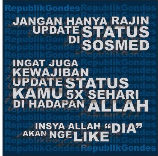 Gambar Meme Lucu Islami Buat DP BBM  Cerita Humor Lucu