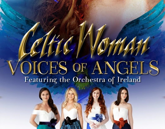 FREE 'Celtic Woman' tickets from St Augustine - HURRY!