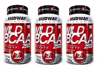 Kit Wild BCAA