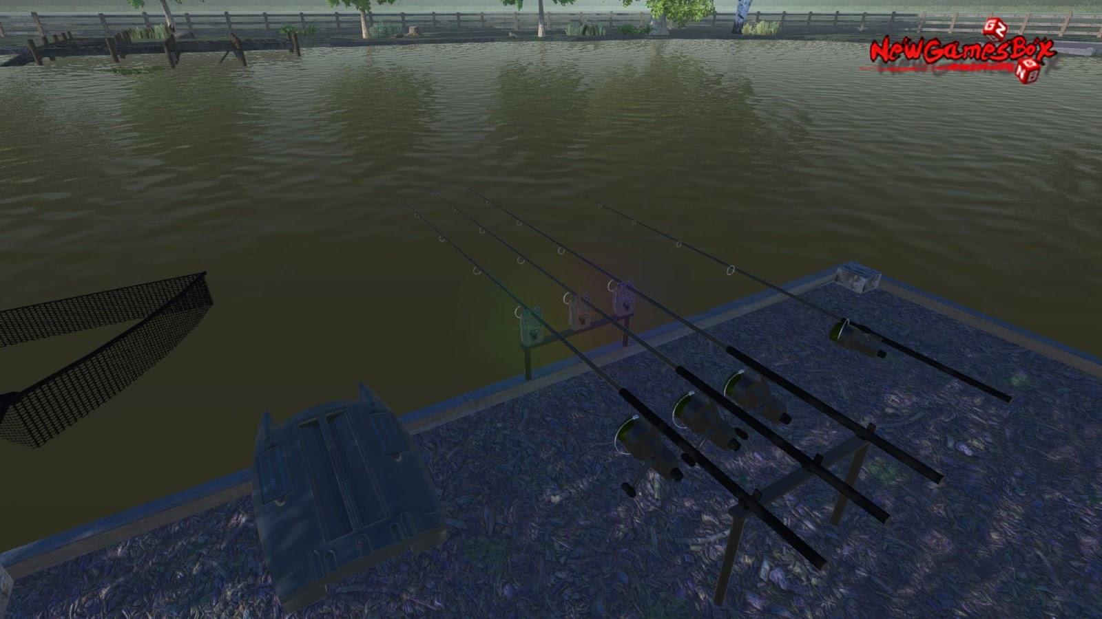 Carp fishing simulator pc game free download for Fish computer game