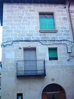 Calle Palacio, El Palau, El Palacio, Casa ELVIRA, Sentelles, Centelles