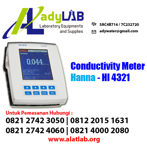 Harga Conductivity Meter di Surabaya