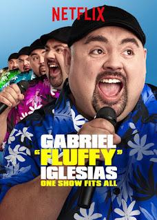 """Gabriel """"Fluffy"""" Iglesias One Show"""