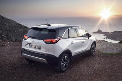 το νέο Crossland X της Opel
