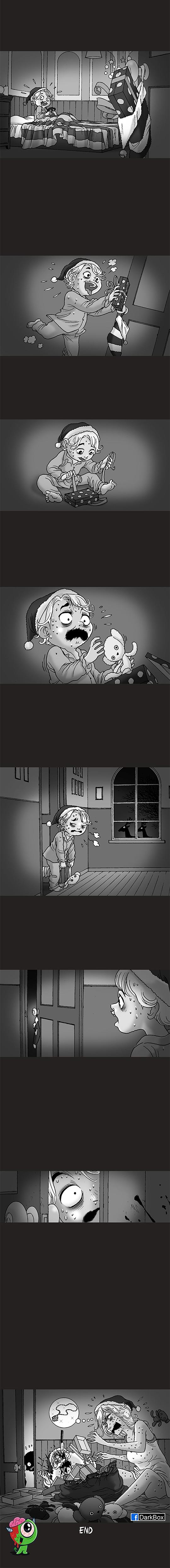 Silent Horror chap 145: Điều ước đêm giáng sinh