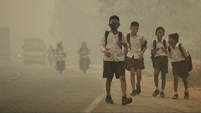 Air Pollution Kills 600,000 Children Each Year | WHO