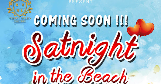 """SATNIGHT IN THE JEPARA BEACH"" Valentine Party Without Drugs Saturday, February 18, 2017"