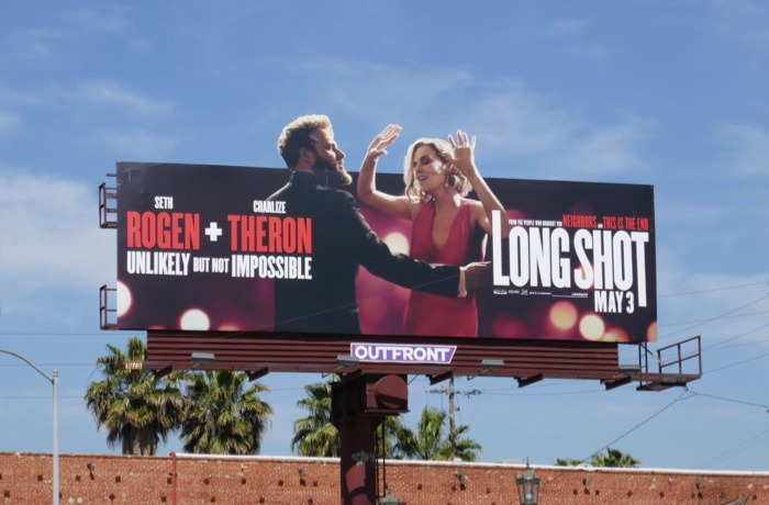 Long Shot film billboard