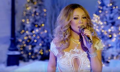 "Mariah Carey Unveils ""Silent Night"" Video"