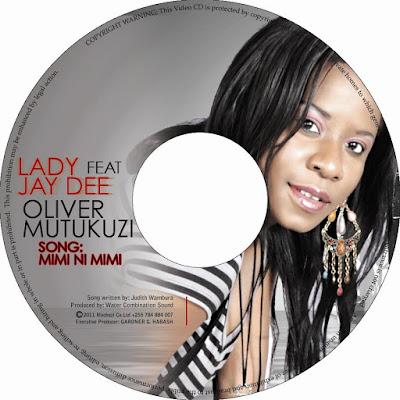 Lady Jay DEE ft Oliver Mutukuzi - Mimi ni Mimi
