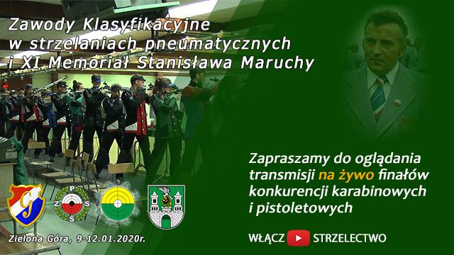 Memoriał Stanisława Maruchy