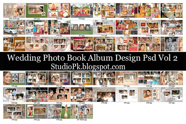 Best Wedding Photo Books