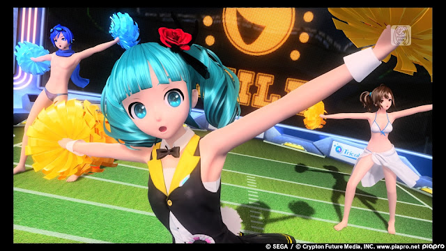 Hatsune Miku game review