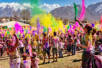 festival of Colors - Holi 2019