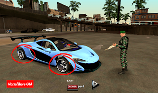 New Rims Pack 2017 GTA SA Android by Jackets